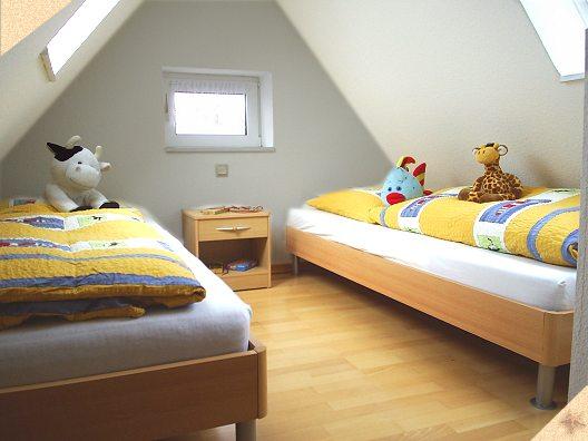 Haus helene auf juist - Kinderzimmer spitzboden ...